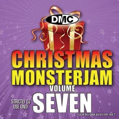 [DMC] Christmas Monsterjam vol 7 [2020] Mixed By Lucien Vrolijk