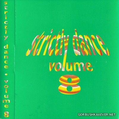 [Strictly Dance] Strictly Dance - The Mix vol 8 [1996]