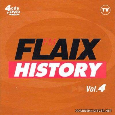 [Bit Music] Flaix FM History vol 4 [2005] / 4xCD