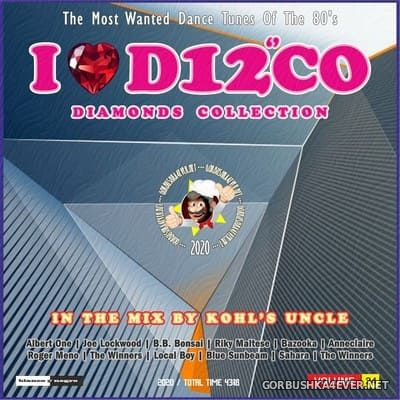 I Love Disco Diamonds Collection In The Mix vol 24 [2020] by Only Mix