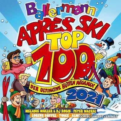 Ballermann Apres Ski Top 100 Megamix 2021 [2020] / 2xCD / Mixed by DJ Deep