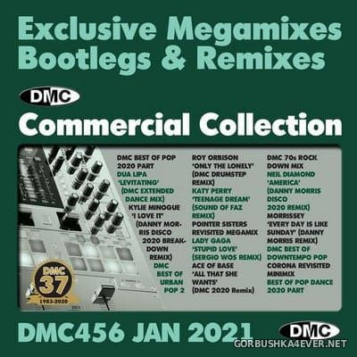 DMC Commercial Collection vol 456 [2021] January / 2xCD