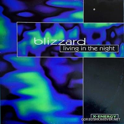 Blizzard - Living In The Night [2020]