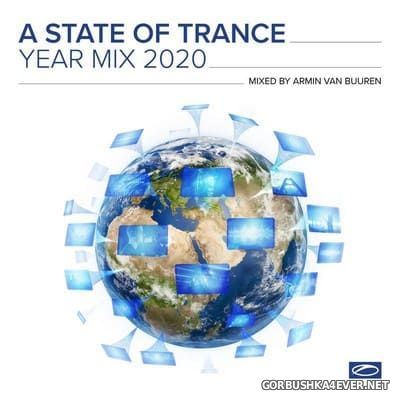 A State Of Trance Year Mix 2020 [2020] / 2xCD / Mixed by Armin Van Buuren