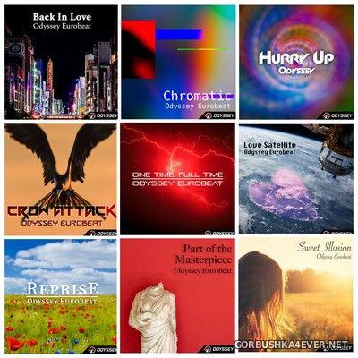 Odyssey Eurobeat - Singles Collection II [2019-2020]