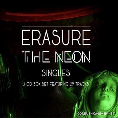 Erasure - The Neon Singles [2020] / 3xCD / Limited Edition Boxset