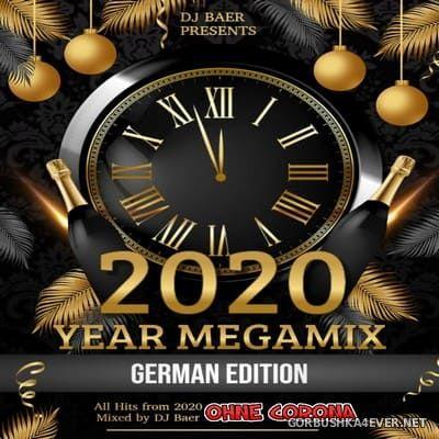 DJ Baer - Yearmix 2020 (German Edition) [2020]