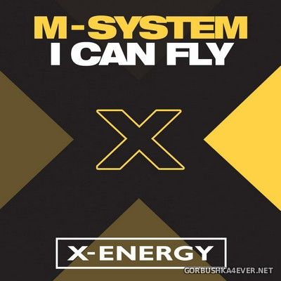 M-System - I Can Fly [1996]