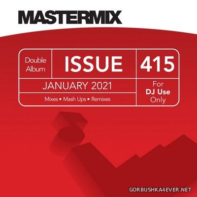 Mastermix Issue 415 [2021] January / 2xCD