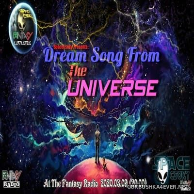 Dream Song From The Universe [2020] Mixed by SpaceCsoky