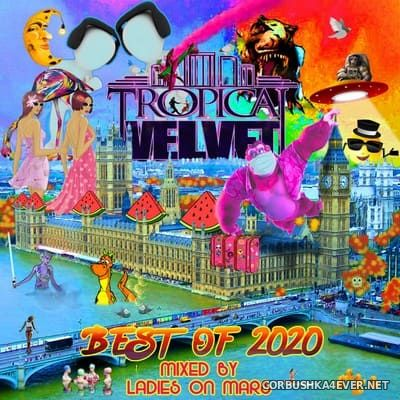 Tropical Velvet - Best Of 2020 (Mixed By Ladies On Mars) [2020]