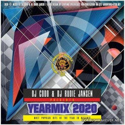 DJ CodO & Party DJ Rudie Jansen - Yearmix 2020