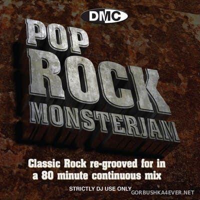 [DMC] Pop Rock Monsterjam vol 1 [2020] Mixed By DJ Ivan Santana