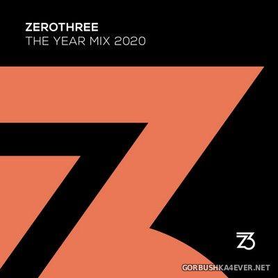 Zerothree The Year Mix 2020 (DJ Mix) [2020]