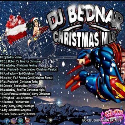 DJ Bednar - Christmas Mix [2020]