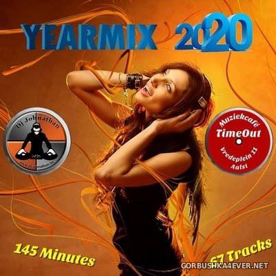 DJ Johnathan - Yearmix 2020