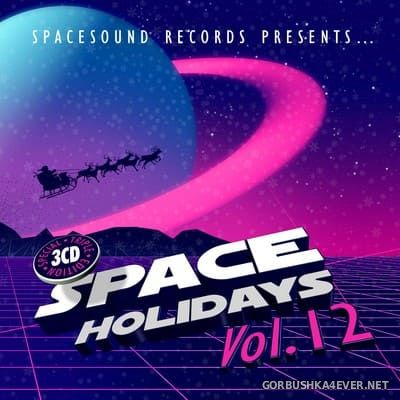 Space Holidays vol 12 [2020] / 3xCD