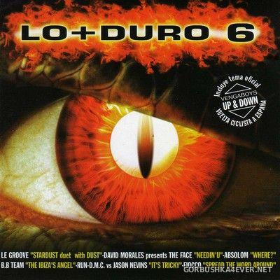 [Max Music] Lo+Duro 6 [1998] / 2xCD