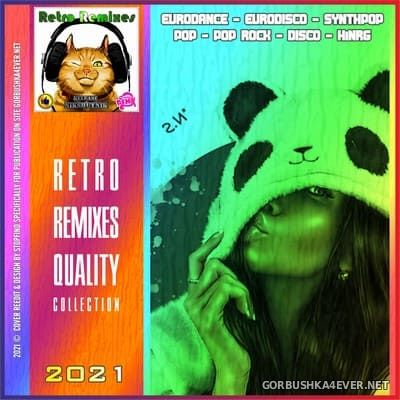 Retro Remix Quality Collection 524 [2021]