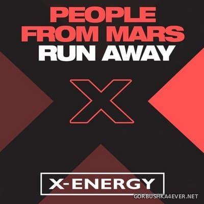 People From Mars - Run Away [1994]