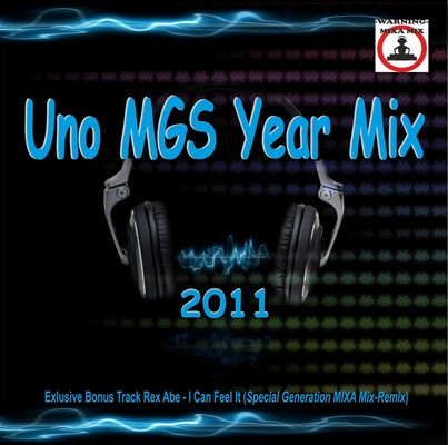 Mixa Mix Uno MGS Year Mix [2011]