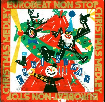 Eurobeat Non Stop Christmas Medley 1989 - 24 December 2011 - GORBUSHKA4EVER