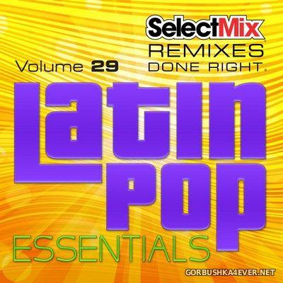 [Select Mix] Latin Pop Essentials vol 29 [2020]
