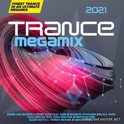 Trance Megamix 2021 [2020] / 2xCD