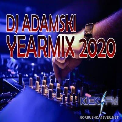 DJ Adamski - Yearmix 2020