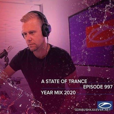 Armin van Buuren - A State of Trance 997 (Yearmix 2020) [2020]