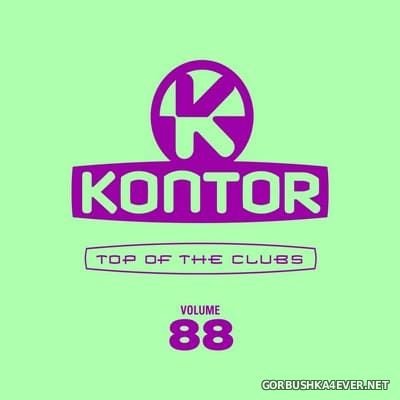 [Kontor] Top Of The Clubs vol 88 [2021] / 4xCD