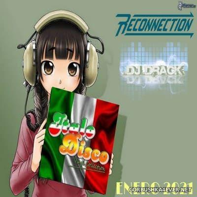 DJ Drack - Italo Disco Enero Mix 2021