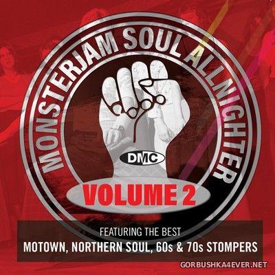 [DMC] Monsterjam Soul Allnighter vol 2 [2020] Mixed By Rod Layman