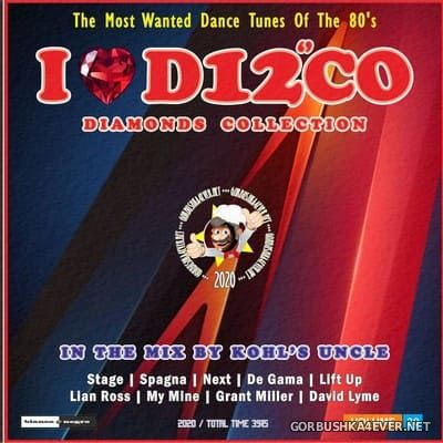 I Love Disco Diamonds Collection In The Mix vol 30 [2020] by Only Mix