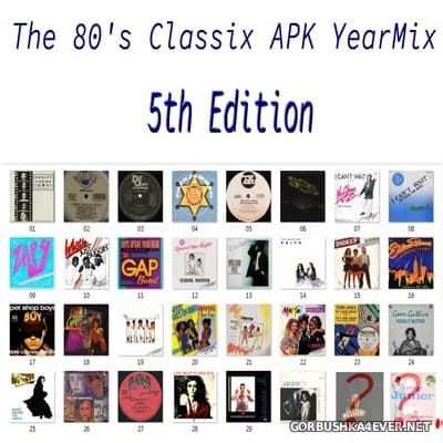 Marc Hartman - The 80's Classix APK YearMix (The 5th Edition) [2021]