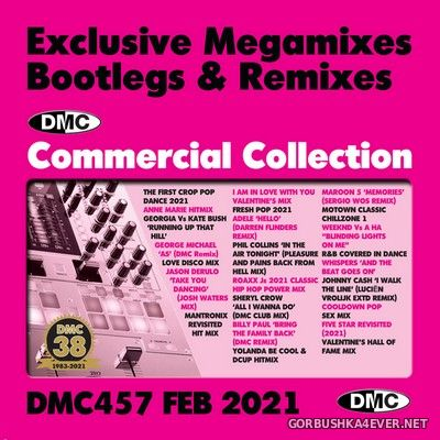 DMC Commercial Collection vol 457 [2021] February / 3xCD