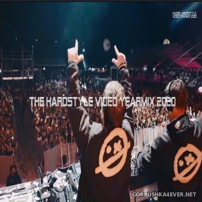 Hagge - The Hardstyle Video Yearmix 2020 (Audio Version)