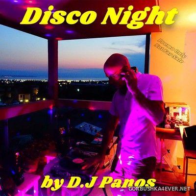 DJ Panos - Disco Night [2021]