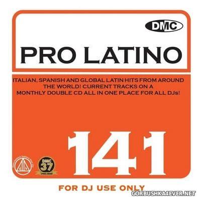 [DMC] Pro Latino vol 141 [2020] / 2xCD