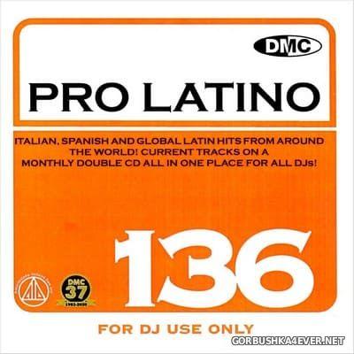 [DMC] Pro Latino vol 136 [2020] / 2xCD