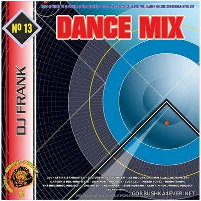 DJ Frank - Dance Mix No. 13 [2021]