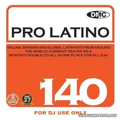 [DMC] Pro Latino vol 140 [2020] / 2xCD