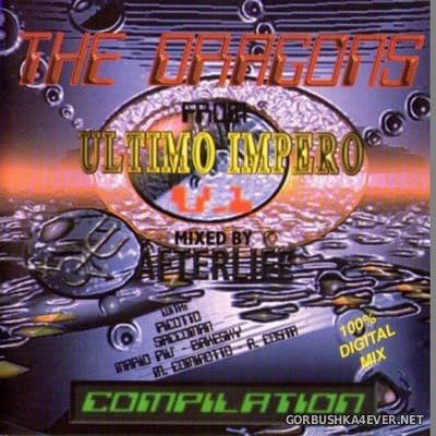 [DDR Productions] The Dragons Compilation V.1 (From Ultimo Impero) [1996] Mixed by Afterlife