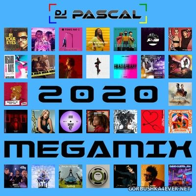 DJ Pascal - Best Of 2020 Megamix [2020]