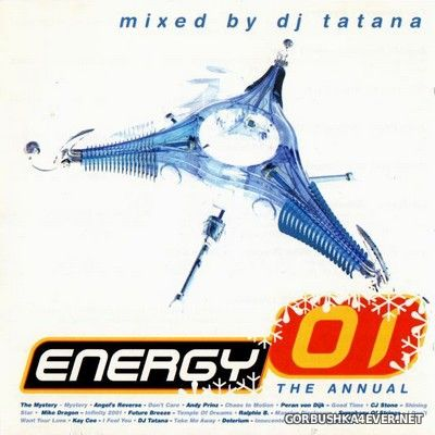 [Energetic Records] Energy 01 - The Annual [2001] Mixed by DJ Tatana