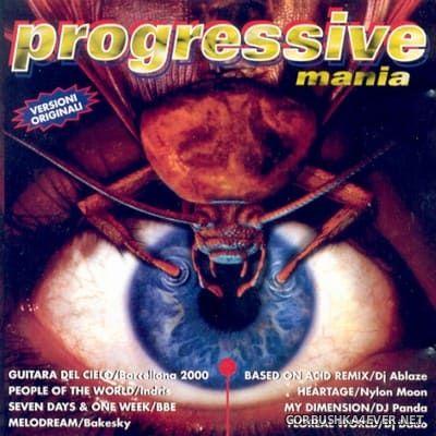 [Time] Progressive Mania [1996] Mixed by Mauro Miclini