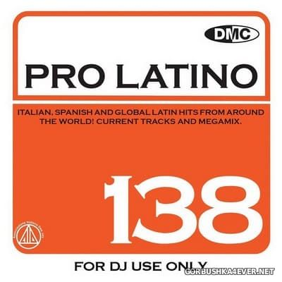 [DMC] Pro Latino vol 138 [2020] / 2xCD