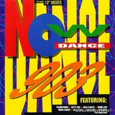 [EMI] Now Dance 903 - The 12'' Mixes [1990] / 2xCD