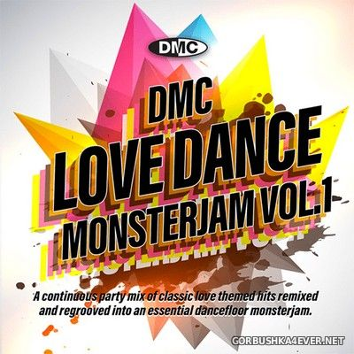 [DMC] Monsterjam - Love Dance vol 1 [2021] Mixed By DJ Ivan Santana