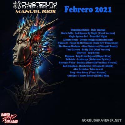 DJ Manuel Rios - Febrero Mix 2021
